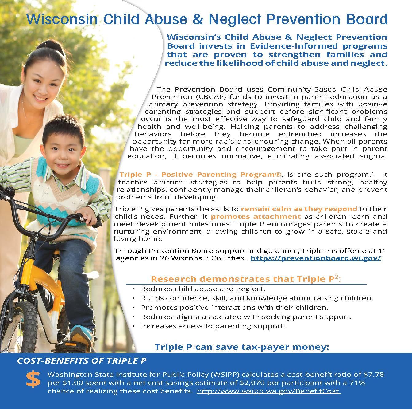 2020 Wisconsin Evaluation Brief FINAL
